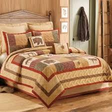 cabin quilt bedding sets log cabin quilt bedspreads cabin quilt bedding big sky patchwork quilt