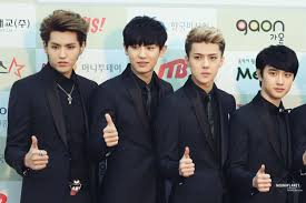 3rd Gaon Chart K Pop Awards Oh Sehun Net Page 8