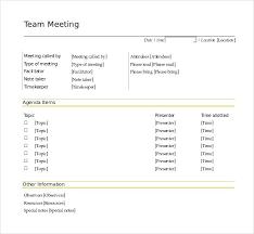 Agenda Template Word 2013 Microsoft Word Meeting Agenda Template Elevenia Co