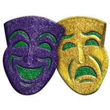 Mardi Gras Mask Decorations 100D Gold Mardi Gras Mask Decoration Birthday party info 2