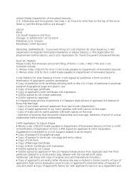 Petition Cover Letter Sample Cover Letter For I 130 Petition Cr 1