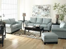 blue gray sofa living room gray sofa with blue accent pillows and natural fiber rug refresh blue gray sofa