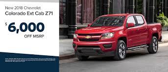 2018 chevrolet colorado ext cab z71