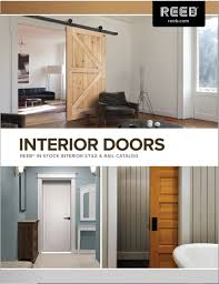 on either of the catalogs above to the most cur catalogs featuring readily available doors from reeb millwork
