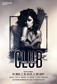 Club Flyers Address 002 Free Club Flyer Templates Min Template Marvelous Ideas