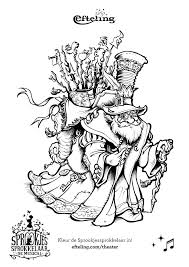 Kleurplaat Efteling Droomvlucht Draak Van Sprookjesboom Efteling