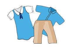 Image result for dress code school kids clip art