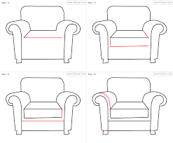 Chairs How To Draw A Deck Chair Real Easy Spoken Tutorial Youtube