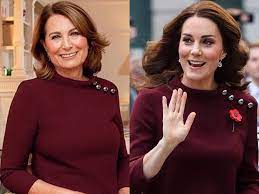 Life is really normal... Most of the time.' Carole Middleton has recently  given her first ever interview w… | Carole middleton, Duchess catherine,  Middleton family