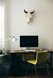 office decor ideas for men. Beautiful Wood Work And Brick Wall In This Masculine Home Office Decor Ideas For Men N