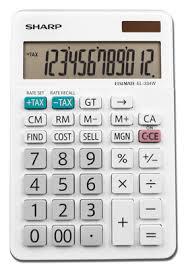 sharp calculator. el-334wb sharp calculator