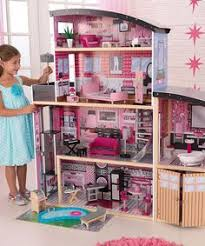 wooden barbie doll house furniture. 3 Story Custom Made Wood Barbie Doll House Wooden Dream Dollhouse - New \u0026 Sturdy | House, Bear And Houses Furniture