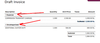 find invoice price group on invoice report in odoo 10 odoo