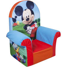 marshmallow highback chair mickey mouse disney children s sofa kids children s sofa couch chairs chairs children s furniture kids room