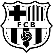 Small Picture Fc Barcelona Logo Black Image Gallery HCPR