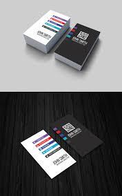 Free Vertical Business Card Template Creativetacos