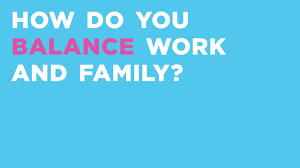 Balancing Work And Family How To Balance Work And Family Oh Joy Answers