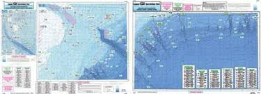 Capt Segulls Sportfishing Nautical Chart