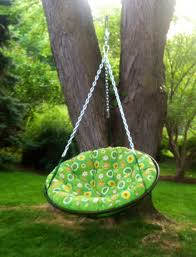 Exciting Outdoor Papasan Chair For Home Furniture Ideas: Hanging Outdoor Papasan  Chair With Green Floral