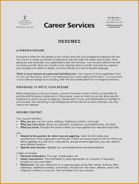 Skills And Abilities On A Resume Lovely What To Say A Resume Good