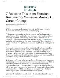 Resume Tips For Career Change Career Change Resume Examples Cover Letter Changing Careers Doc