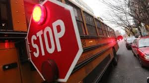 Maryland girl, 7, critical after hit by pickup after exiting school bus