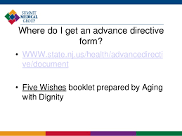 Start The Discussion: The Importance Of Advance Directives