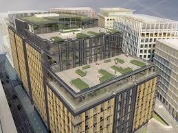 new google office. 6 pancras square new google office e