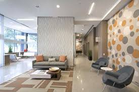 contemporary office reception. Lobby Lacasse Contemporary Reception Table Modern Office Furniture O