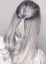 Silver Hair Trend 51 Cool Grey Hair Colors Tips For Going