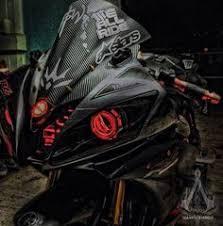 yamaha r6 demon cars and motorcycles yamaha r6 yzf r6 custom head light cr fb bikepsyche