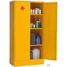 metal storage cabinet yellow. Yellow Flammable Storage Cabinet Metal W