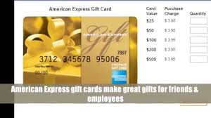 american express gift card promo s