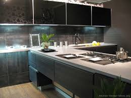 modern black kitchen cabinets. Modern Style Dark Wood Kitchen Cabinets Pictures Of Kitchens Black