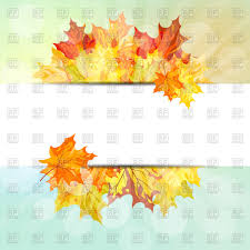 autumn frame with maple leaves vector image vector ilration of borders and frames angelp to zoom