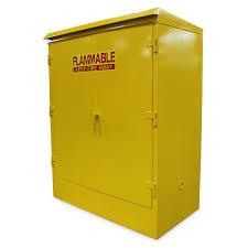 heavy duty outdoor flammable liquid storage cabinet