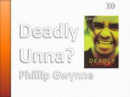 essay writing tips to deadly unna essay deadly unna is a novel written by phillip gwynne about fourteen year old blacky and his life at the port
