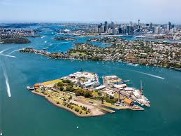 The island is the geographic location of the lost castaways, covering a period of at least 2000 years. Cockatoo Island Sydney Harbour Sydney Harbour Sydney Com