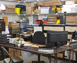 organizing home office. A Messy Home Office In Need Of Organizing Service T