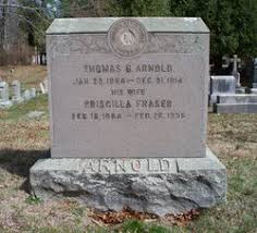 Priscilla Fraser Arnold (1864-1956) - Find A Grave Memorial