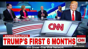 He has Done Nothing CNN Panel SLAMS Trump On His First 6 Months.