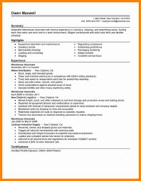 Manufacturing Resume Examples Examples Of Resumes