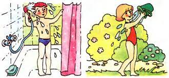 Вода как средство закаливания Обтирания обливания купания ОБЖ  Вода как средство закаливания Обтирания обливания купания