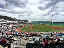 Jetblue Baseball Park Seating Chart Boston Red Sox 2020 Spring Training Schedule Spring