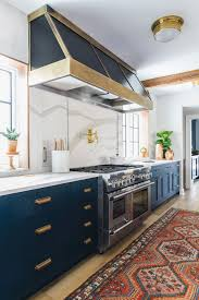 Kitchen Design Inspiration: 3 Blue BeautiesBECKI OWENS ...