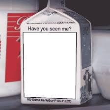 Missing Person Poster Template Enchanting Milk Carton Missing Person Template Group With 48 Items