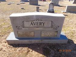 Velma Cannady Avery (1918-2005) - Find A Grave Memorial
