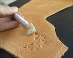 picture of 3d print your own leather stamps