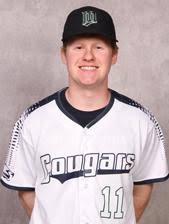 Jack Griffith 2019 Baseball Roster   Mount Vernon Nazarene University  Athletics