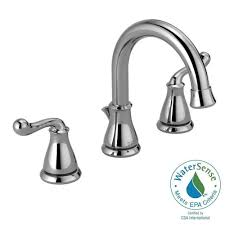 delta southlake 8 in widespread 2 handle bathroom faucet in brushed nickel 35755lf ss the home depot